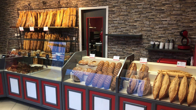 Boulangerie Montmoreau